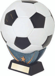 Soccer Signature Series Ball Holder Trophy | Fútbol Award