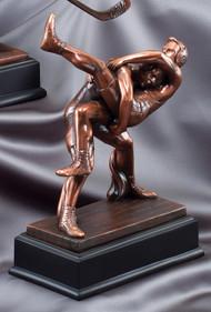 Wrestling Sculpture Award