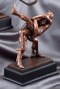 Wrestling Sculpture Award