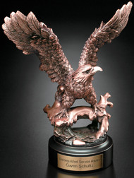Perched Eagle Award