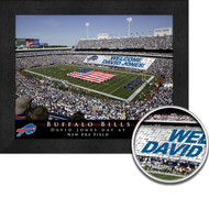 Buffalo Bills Stadium Print - Personalized
