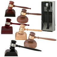 The Director Gavel Presentation Set