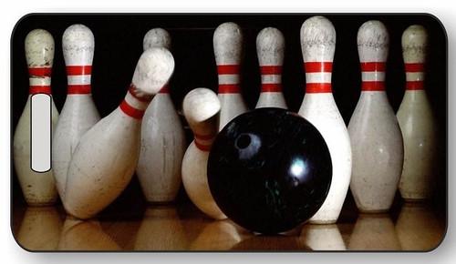 Bowling Luggage / Bag Tag G03