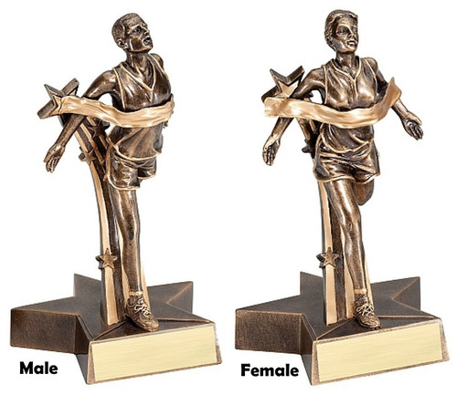Track Superstars in Action Trophy – Male / Female