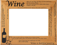 Wine Quotes Picture Frame