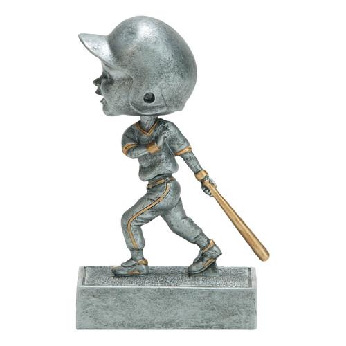 """""""Rock 'n Bop"""" Baseball Bobble-head Trophy"""