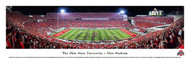 Ohio State University Panorama Print #2 (50 Yard) - Unframed