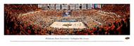 Oklahoma State University Panorama Print #2 (Basketball) - Unframed