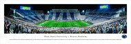 Penn State University Panorama Print #5 (50 Yard - Stripe) - Unframed