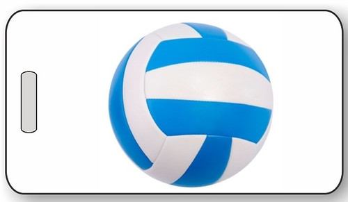 Volleyball Luggage / Bag Tag G05