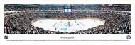 Winnipeg Jets Panorama Print #1 (Inaugural) - Unframed