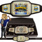 Chili Cook-Off Champion Trophy Belt - Customizable