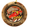 Pinewood Derby World Class Medal - Gold, Silver or Bronze | Engraved Boy Scout Race Medallion | 3 Inch Wide - Bronze