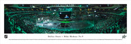 Dallas Stars Panorama Print #2 (Mike Modano No. 9) - Unframed