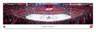 Calgary Flames Panorama Print # 2 (Center - Playoffs) - Unframed