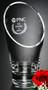 """Westcott Vase Crystal Corporate Award / Business Gift - 3 Sizes - Medium 10.5"""""""