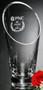 """Westcott Vase Crystal Corporate Award / Business Gift - 3 Sizes - Large 11.5"""""""