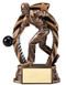 Bowling Running Star Series Trophy – Male