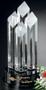 Diamond Tiara Crystal Corporate Award - 3 sizes