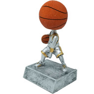Basketball Bobblehead Trophy