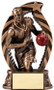 Basketball Running Star Series Trophy – Male
