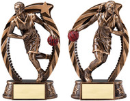 Basketball Running Star Series Trophy – Male / Female