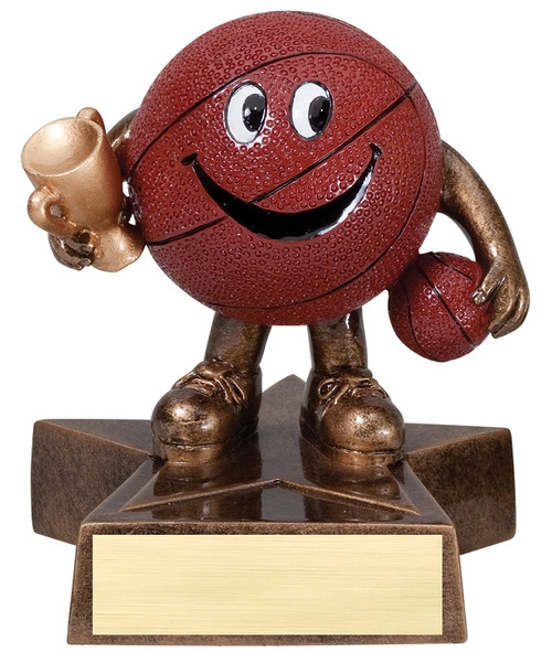 Basketball Lil' Buddy Trophy