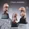Eagle Head Bronze Award / Engraved Bronzed Eagle Head Trophy - 8, 9 & 10 Inch Tall