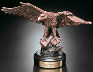 Eagle on Rock Corporate Award