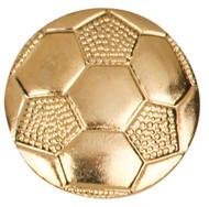 Soccer Lapel Pin | Letter Jacket Chenille Pin - Futbol