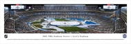 2015 NHL Stadium Series Panorama Print - Unframed