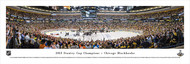 2013 Stanley Cup Championship Panorama Print - Unframed