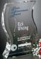 Malibu Crystal Award - Medium