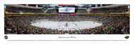 Minnesota Wild Panorama Print #3 (Center Ice) - Unframed