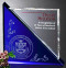 Acclaim Crystal Corporate Award - Medium