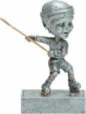 "Ice Hockey ""Rock 'n Bop""  Bobblehead Trophy"