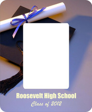 Graduation Picture Frame  - Diploma