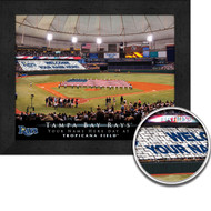 Tampa Bay Rays Stadium Print - Personalized