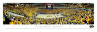 University of Missouri Panorama Print #3 (Basketball) - Unframed
