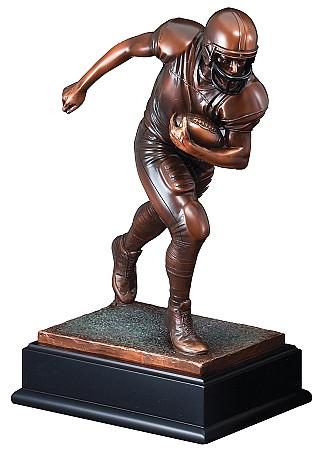 Football Gallery Sculpture Trophy
