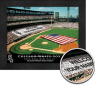 Chicago White Sox Stadium Print - Personalized
