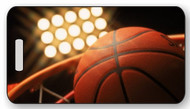 Basketball Luggage / Bag Tag G04