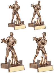 Volleyball Superstars in Action Trophy – Male / Female