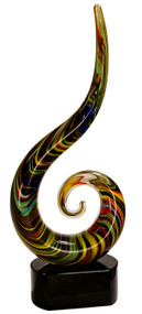Art Glass Award - Color Swoop