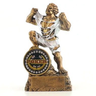 Monster Trophy | Engraved Poker Winner Award - 6.75 Inch Tall