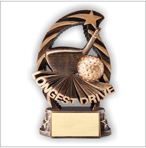 Golf / Longest Drive Golf Trophy