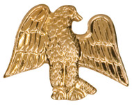 Eagle Lapel Pin | Letter Jacket Chenille Pin - EAGLE