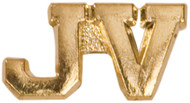 JV Lapel Pin | Letter Jacket Chenille Pin - Junior Varsity