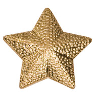 STAR Lapel Pin |  Letter Jacket Chenille Pin - Star
