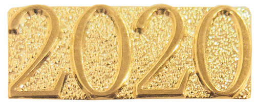 Lapel Pin - 2020 | Letter Jacket Chenille Pin - 2020 (CHEN2020)